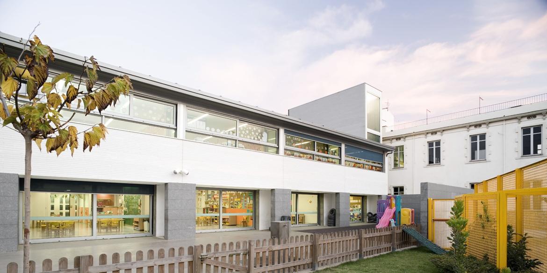 edifici escolar